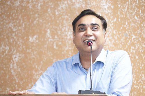 Chairman - Dr. Anand Poddar