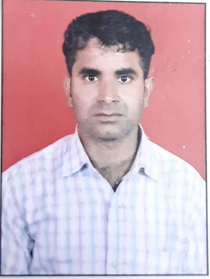 Mr. Rakesh Meena